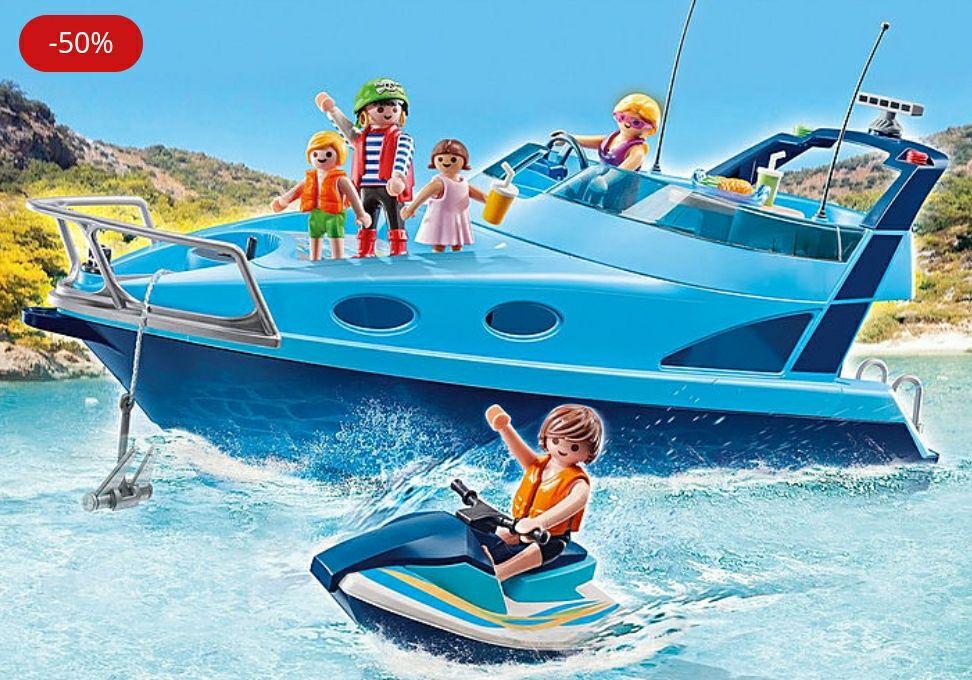 Playmobil Yacht 70630