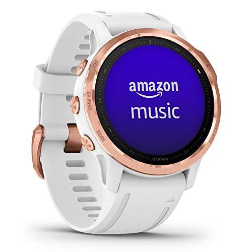 Garmin fenix 6S PRO - schlanke GPS-Multisport-Smartwatch