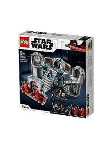 LEGO Star Wars - Todesstern Letztes Duell (75291)