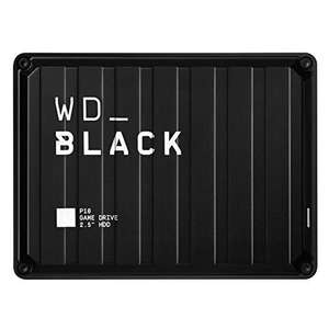 """WD """"Black P10 Game Drive"""" externe HDD (4TB)"""