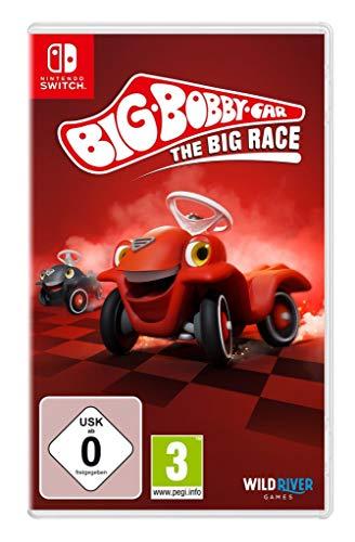 Big Bobby Car: The Big Race (Nintendo Switch)
