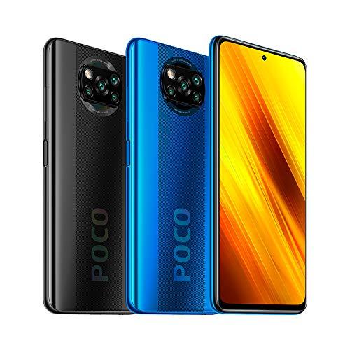 Xiamo Poco X3, 64GB, schwarz od. blau