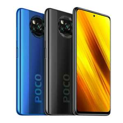 Xiaomi Poco X3, 128GB, grau od. blau