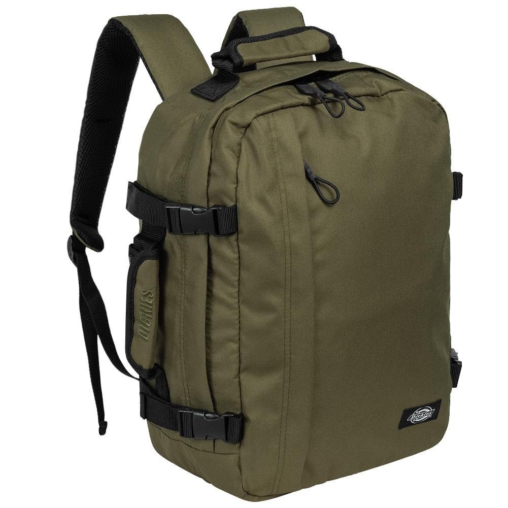 Dickies Bomont Laptop Rucksack in Blau, Grün oder Schwarz