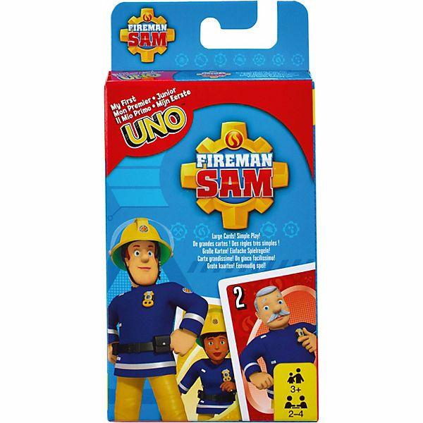 Preisjäger Junior: Uno Feuerwehrmann Sam