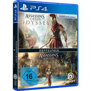 Universal - Assassin's Creed Odyssey + Origins (PS4/Xbox)