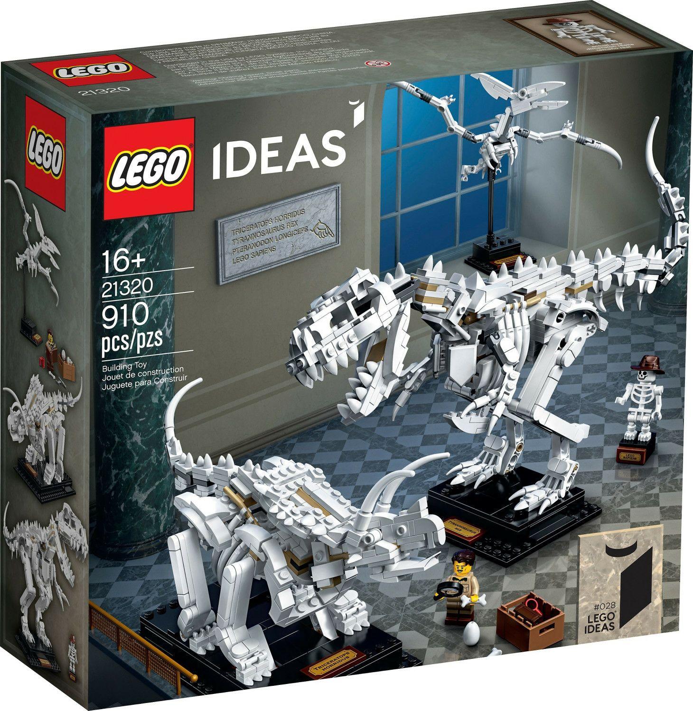 LEGO Ideas 21320 Dinosaurier-Fossil