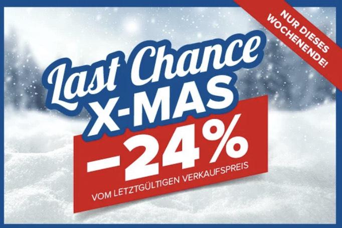 - 24 % Rabatt vom letztgültigen Verkaufspreis + gratis Versand...
