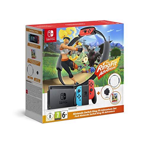 Nintendo Switch - Ring Fit Adventure Bundle