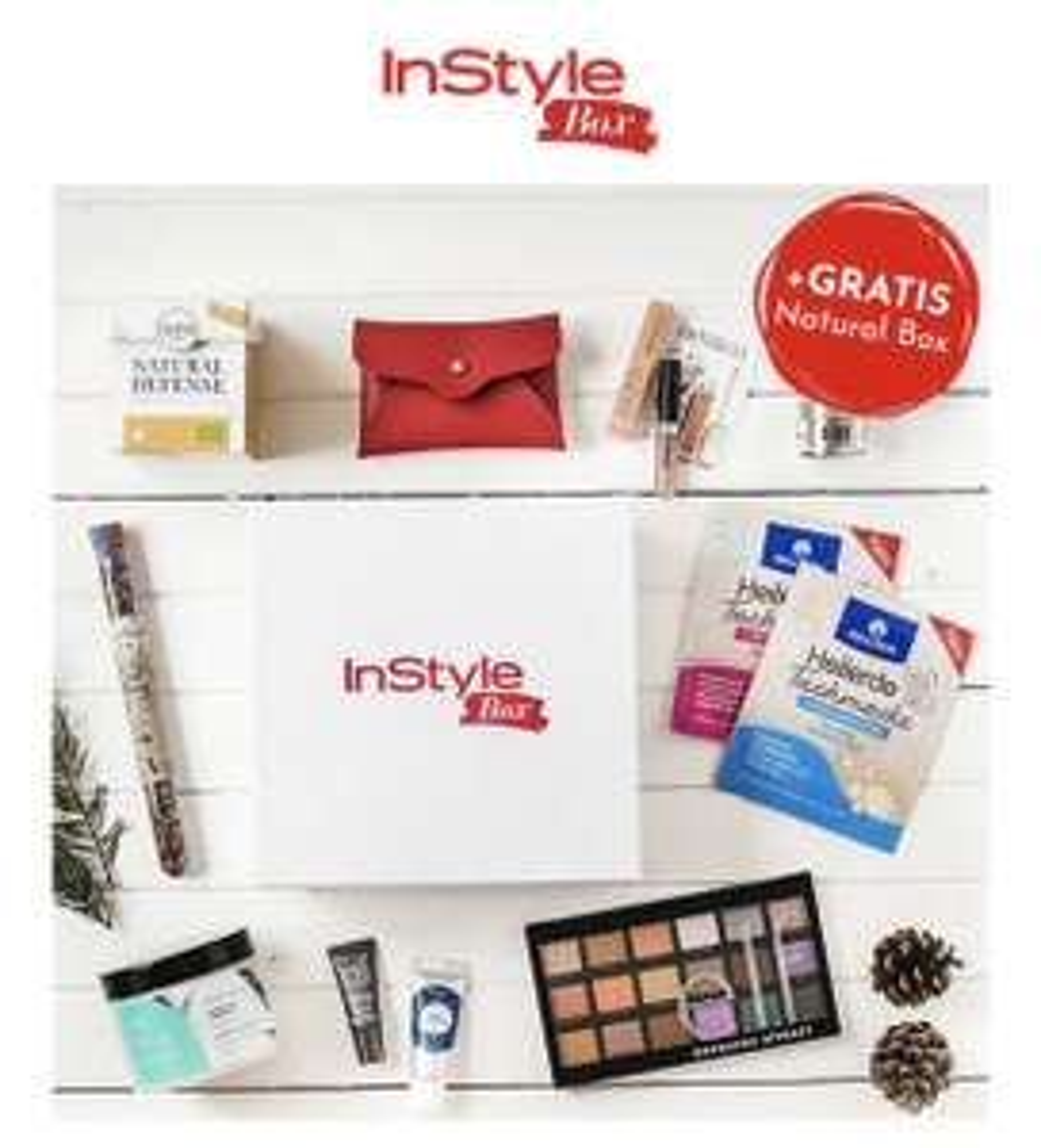 [ InStyle Box ] Gratis Box im Wert von 130€ bei Abschluss eines Abos