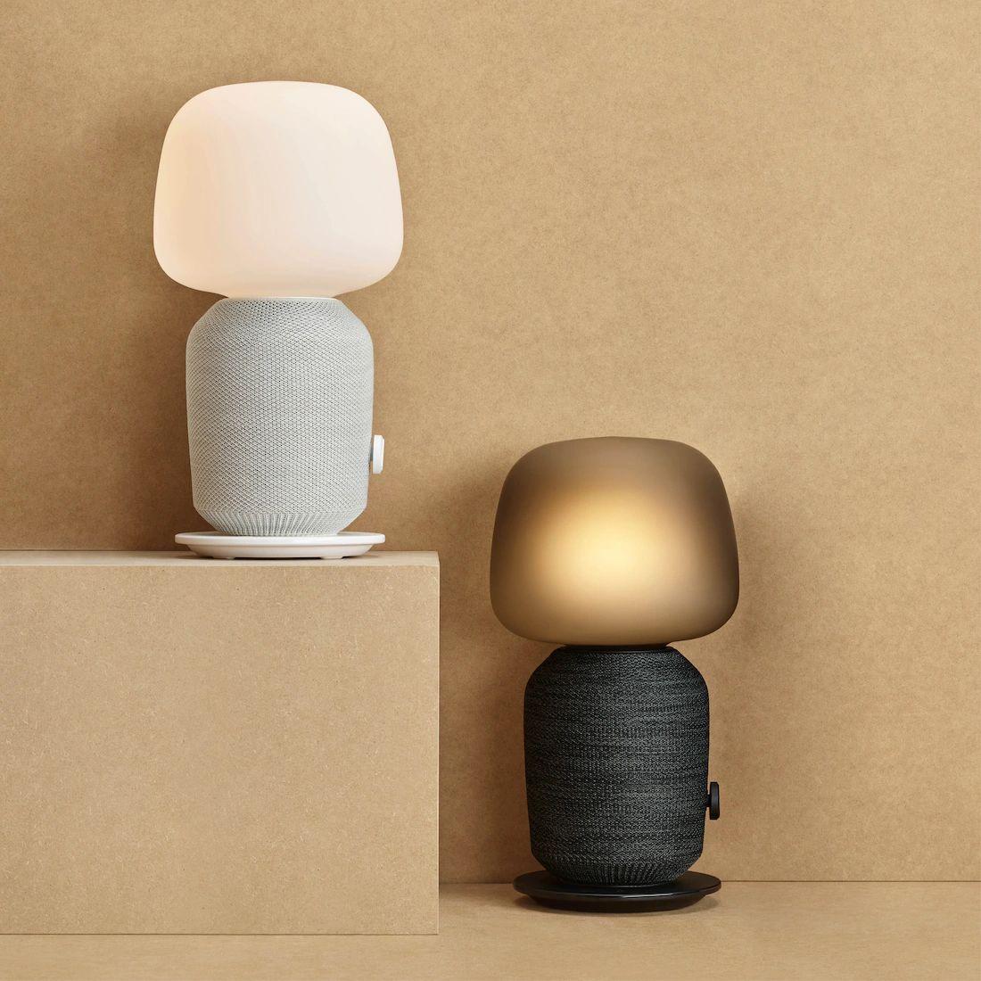 Ikea: Tischleuchte/Wifi-Speaker Symfonisk