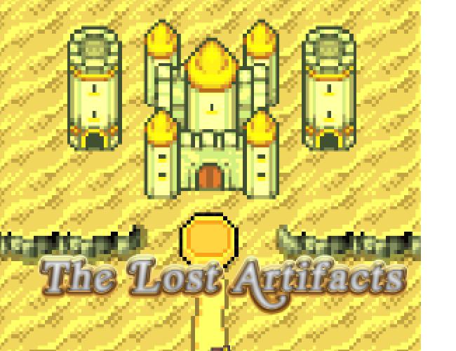 """The lost Artifacts"" (Windows / Linux PC) gratis auf itch.io"