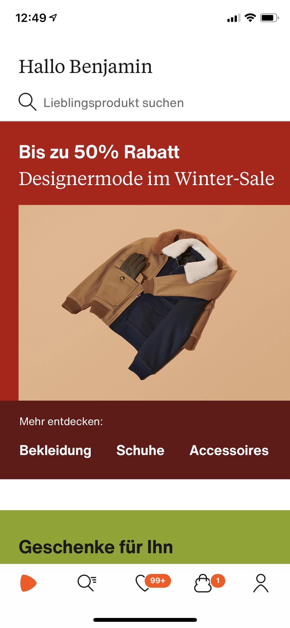 Zalando bis zu 50% auf Designerkleidung