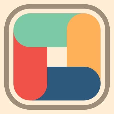 """""""Coloristic 2 - Rätsel Spiel"""" (iOS) gratis im Apple AppStore - ohne Werbung / ohne InApp-Käufe -"""
