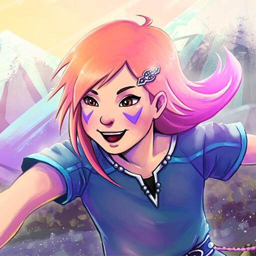 Raanaa - The Shaman Girl (iOS) gratis im Apple AppStore - ohne Werbung / ohne InApp-Käufe -