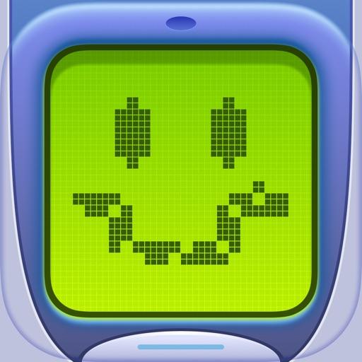 """""""Retro Widget 2 - Snake II spielen"""" (iOS) gratis im Apple AppStore (iPhone/iWatch/iPad) - ohne Werbung / ohne InApp-Käufe -"""