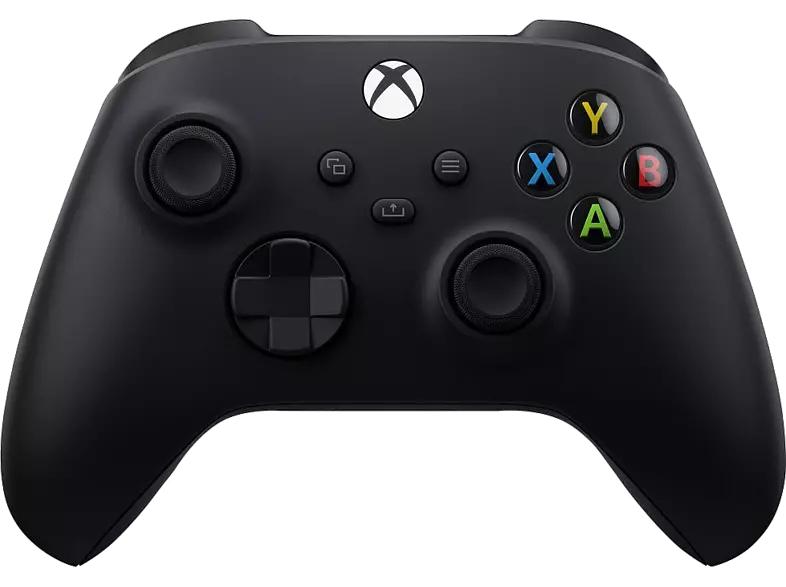 [Media Markt] MICROSOFT Xbox Series X Wireless Controller Carbon Black um 44,99€ bzw. ab 2 Stück nur 39,99€ (Bestpreis) (PVG 13.12. 59,90€)