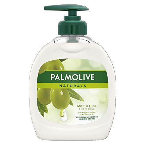 Palmolive Naturals Milch & Olive Flüssigseife, 300ml