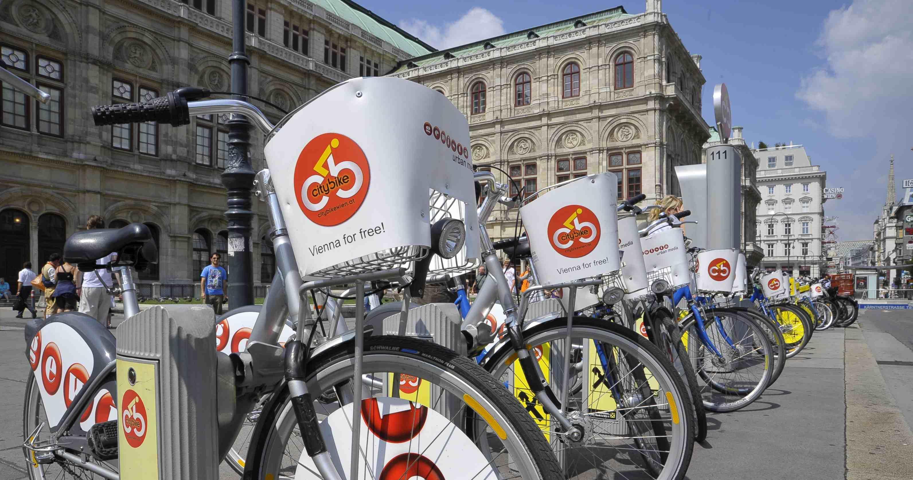 Citybike Goodies für RadlerInnen