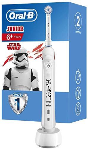 Oral-B Junior Star Wars Wiederaufladbare Elektrische Zahnbürste
