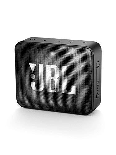 JBL GO2 - Tragbarer, wasserdichter, Bluetooth Lautsprecher (versch. Farben, ab 24,72€)