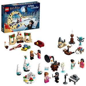 LEGO Harry Potter Adventskalender 2020 (75981) (-> Günstig Harry-Potter Figuren abstauben)