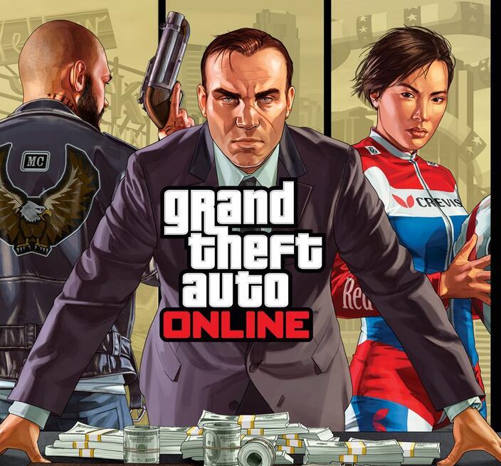 GTA Online - gratis bis 30.12 (ohne PS Plus Abo)