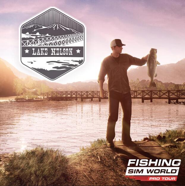 """Fishing Sim World: Pro Tour - Lake Nelson DLC"" (PS4 XBOX One / XBOX Series S X / Steam)"