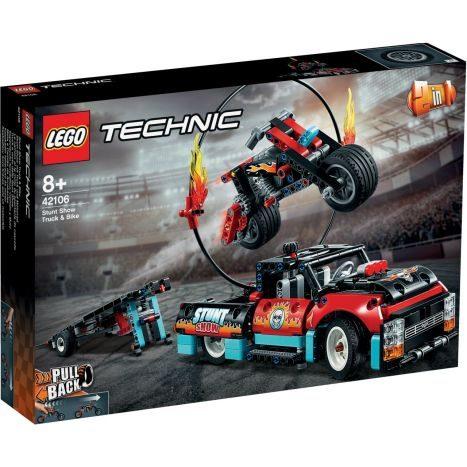 [Interspar] LEGO Technic Stunt-Show mit Truck und Motorrad 42106 um 30€ (Markt)