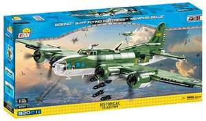 """Cobi Historical Collection WW2 - Boeing B-17F Flying Fortress """"Memphis Belle"""" (5707)"""