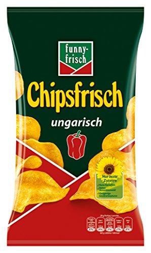 10x Funny Frisch Paprika (Ungarisch)