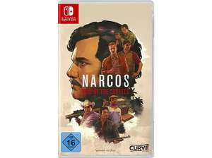 Narcos: Rise of The Cartels - [Nintendo Switch/Xbox]