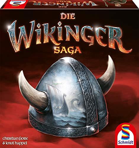 Die Wikinger Saga (Schmidt Spiele 49369 )