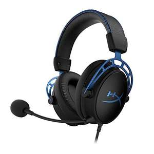 Kingston HyperX Cloud Alpha S schwarz/blau