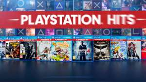 PlayStation Hits (PS4) bei Libro ab 9,99€