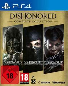 Dishonored - Complete Collection (PS4) bei Libro