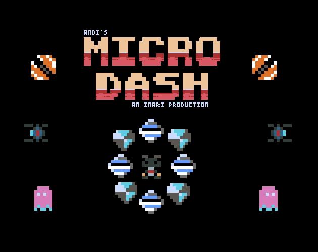 """Micro Dash"" (Windows / Mac / Linux PC) gratis auf itch.io"