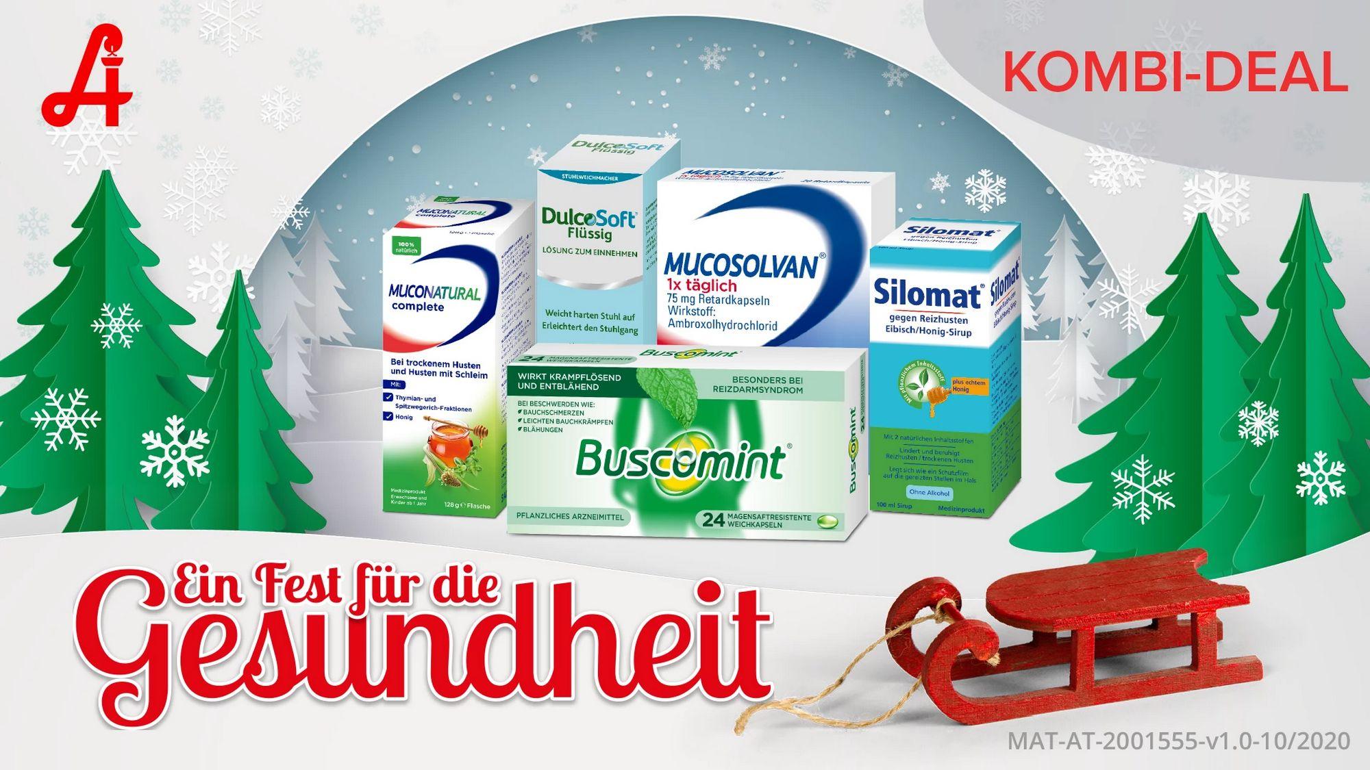 Marktguru - Kombideal Gesundheit 11,- EUR Cashback
