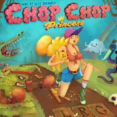 """Chop Chop Princess"" (Windows PC) gratis auf IndieGala"