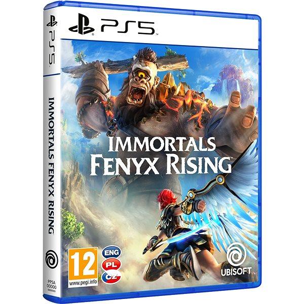 Immortals Fenyx Rising - Spiel für PS5 - XBOX Series X - XBOX Series S - PS4 - XBOX One - PC