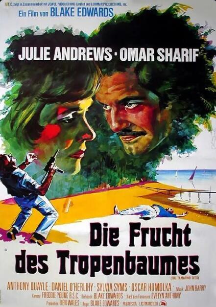 """""""Die Frucht des Tropenbaumes"""" mit Omar Sharif und Julie Andrews als Stream oder Download von Arte.tv"""