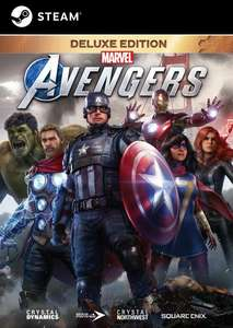 MARVEL'S AVENGERS DELUXE EDITION [PC DOWNLOAD]