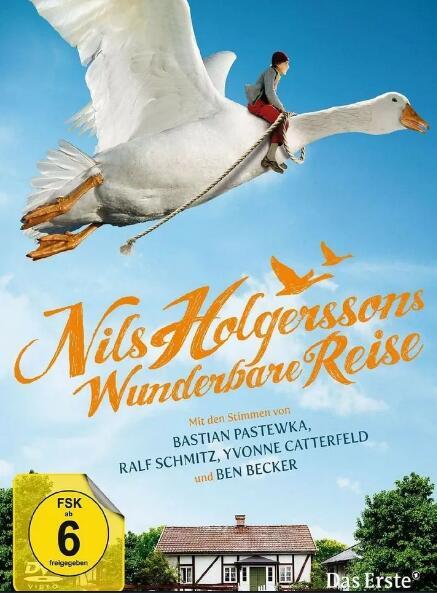 """""""Nils Holgerssons wunderbare Reise"""" Teil 1+2 Stream oder Download aus der ARD Mediathek"""