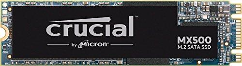 Crucial MX500, 500GB SSD, M.2, SATA