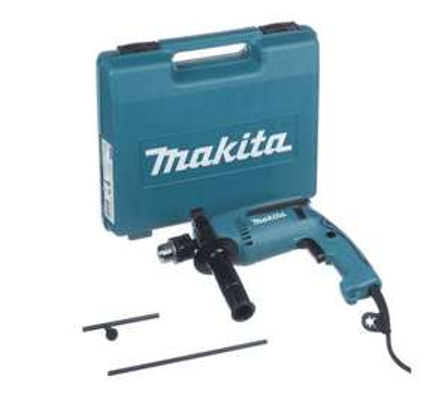 Makita HP1640K - Elektro-Schlagbohrmaschine inkl. Koffer