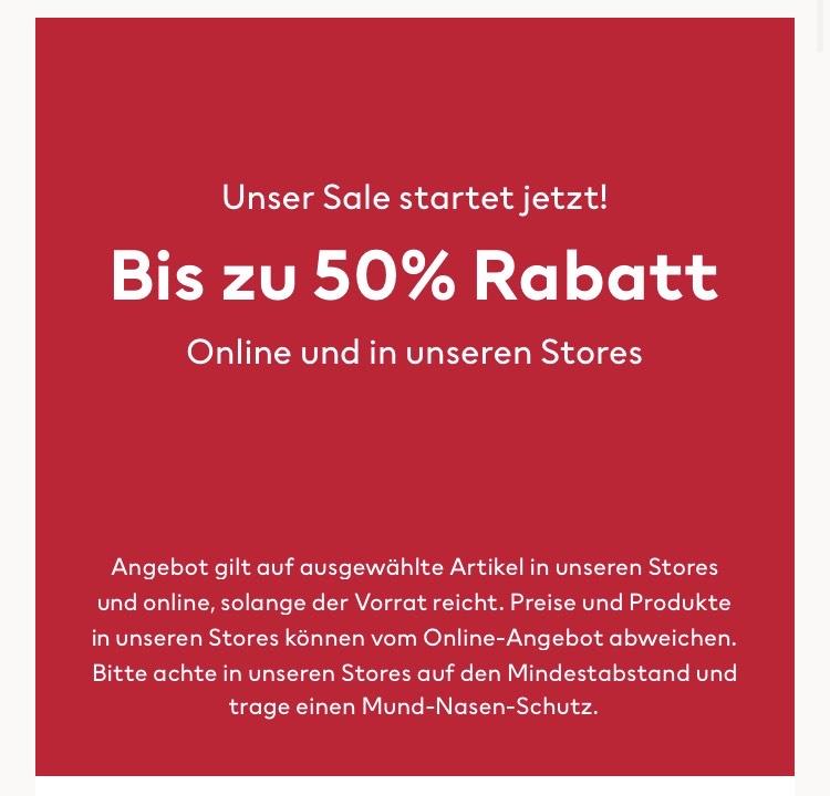 H&M Sale im Store und Online