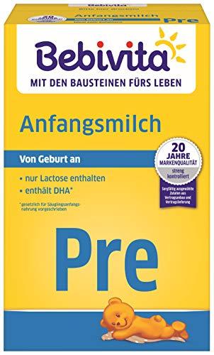 [Amazon] Nimm 4 zahl 3 auf Bebivita PRE-Milch