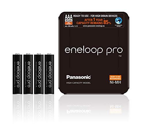 Panasonic eneloop pro AAA NiMH 2500mAh 4er-Pack