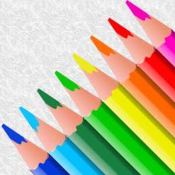 """Coloring Book+"" (Android) gratis im Google PlayStore - ohne Werbung / ohne InApp-Käufe -"