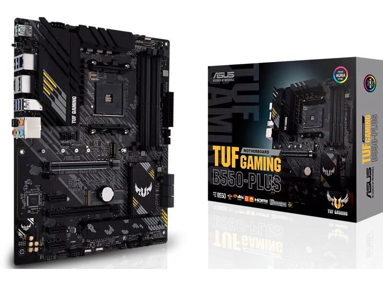Asus TUF B550 Gaming Plus Mainboard AM4 (45€ Cashback + Bestpreis)